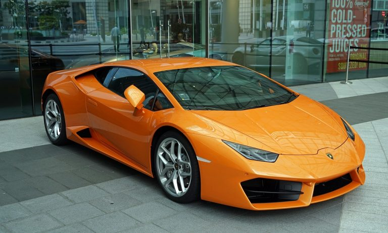 lamborghini, sports car, luxury car